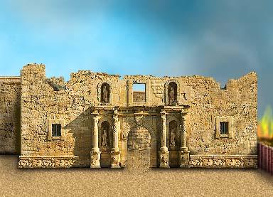 How The Alamo Got Its Name