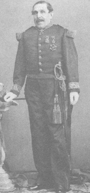 Col. Nicolás de la Portilla