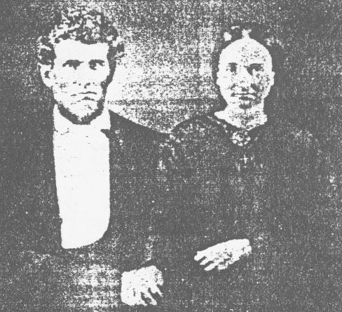Isaac N. and Mary M. Kerr Mitchell