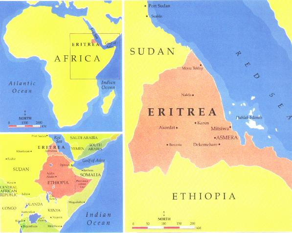 Red Sea Test Project in Eritrea