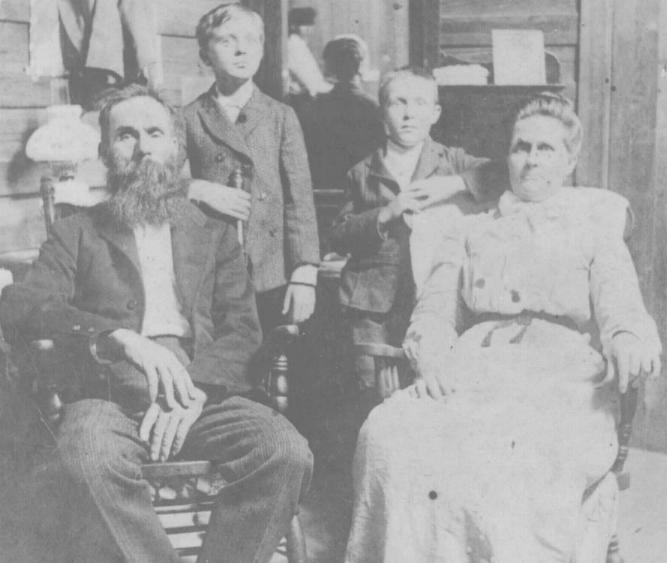 Josh Gray and Virginia A. McKeehan Family